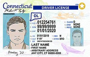 New Connecticut ID-Buy-ID.com