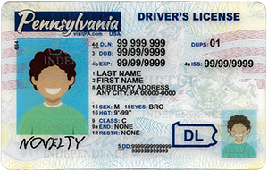 Pennsylvania ID-Buy-ID.com