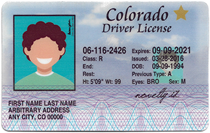 Old Colorado ID (Dob before Mar.20,1995 )-Buy-ID.com