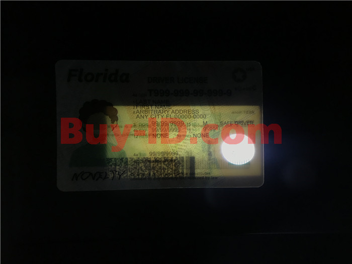 New Florida ID