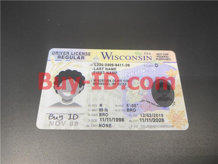 Wisconsin ID