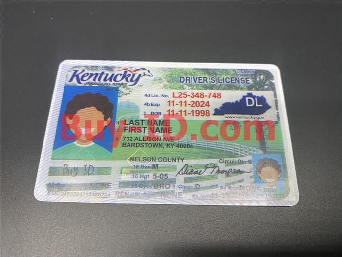 Kentucky ID