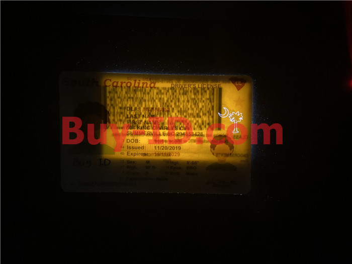 South Carolina ID Microperforating