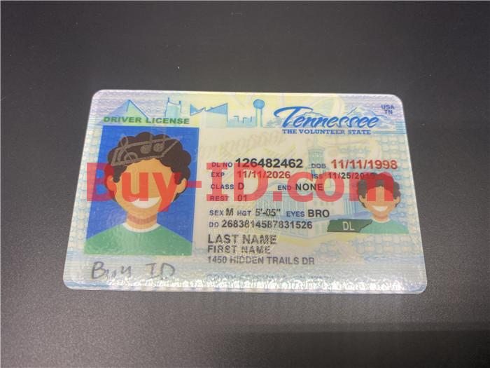 Tennessee ID