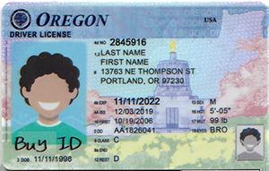 Oregon ID-Buy-ID.com