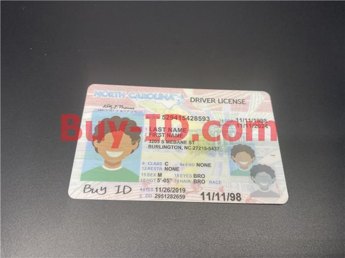 North Carolina ID