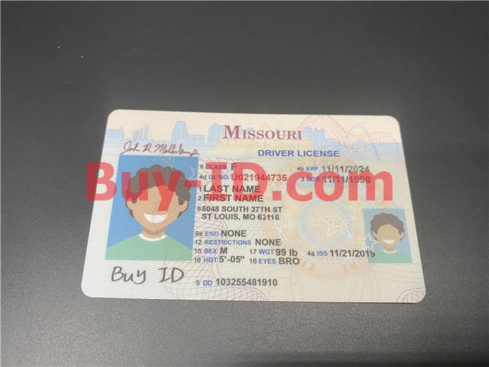 Missouri ID
