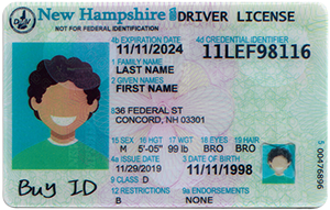 New Hampshire ID-Buy-ID.com