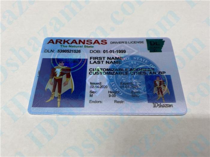 Fake ID Glossary-IDshazam.com